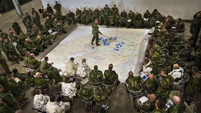Остров Готлиб: как шведская армия с Владимиром Путиным «воевала»