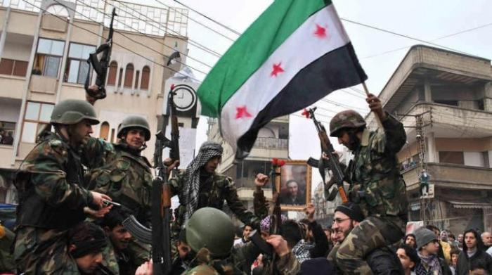Колония Украина: США покупало у киевской хунты оружие и переправляло его в Сирию