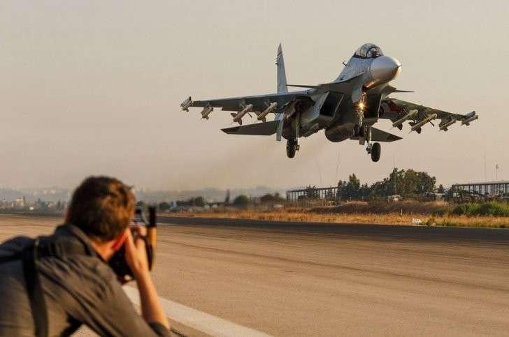 Сирия: новый самолёт-разведчик А-50 на авиабазе Хмеймим