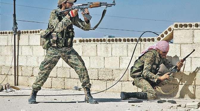 Наёмники США как подопытные кролики: чему военные России научились в Сирии