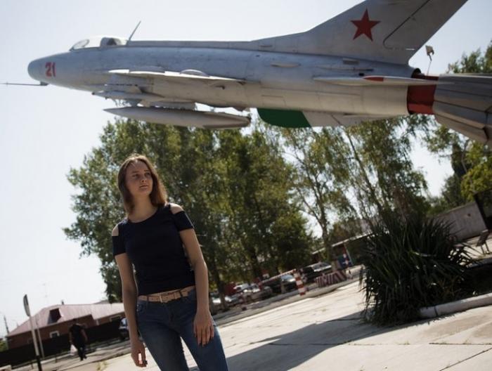 Небо – наш родимый дом: какие девушки стремятся стать военными лётчицами