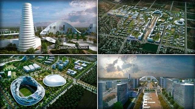 Нурафшан станет первым «умным» городом в Узбекистане