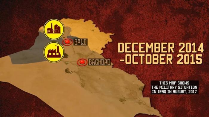 Ирак: отряды народной мобилизации против ИГИЛ. Вооружение, техника и операции