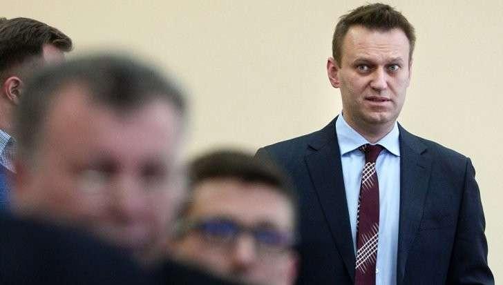 Разоблачительный сайт о попильщике Навальном подвергся кибератаке