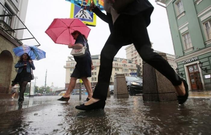 Погода в Москве и Подмосковье резко ухудшиться в ближайшие часы, МЧС