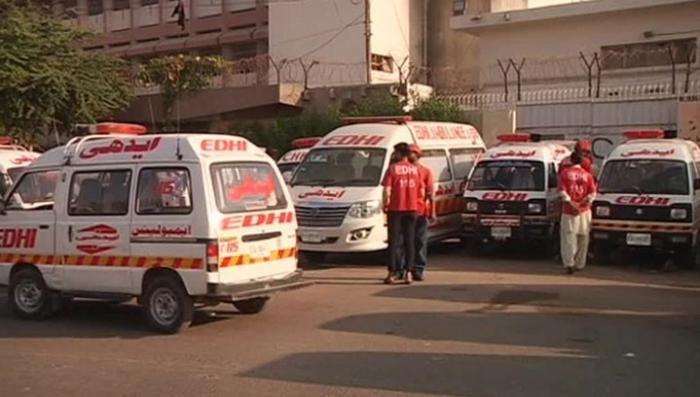 В Пакистане дикие кочевники казнили электричеством пару влюбленных подростков