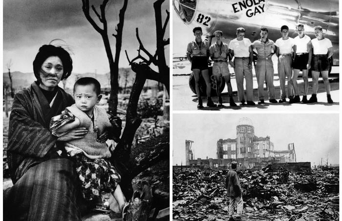 От Хиросимы до Сирии: наиболее вопиющие военные преступления одичавших американцев