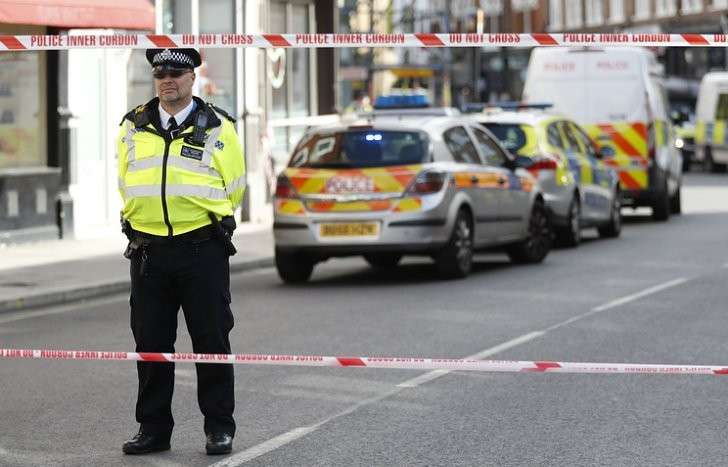 Лондон. Очередной теракт неизбежен: Великобритания на осадном положении