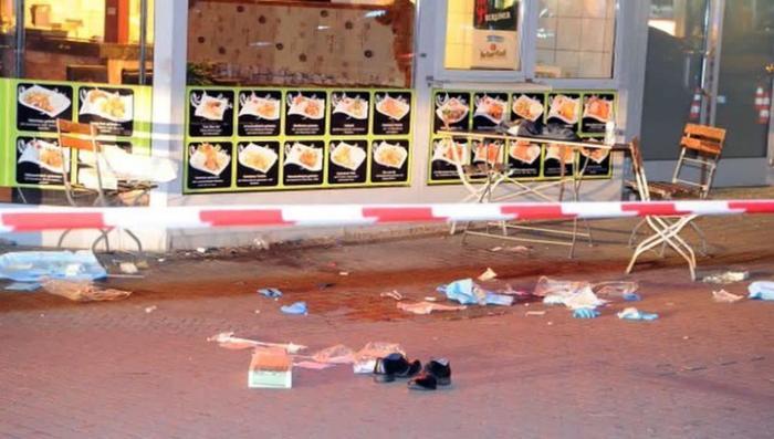 Стрельба в Берлине у ночного клуба: один человек погиб, трое ранены