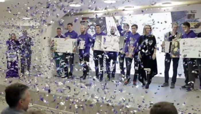 Команда МГУ заняла три призовых места на международном соревновании IT-специалистов