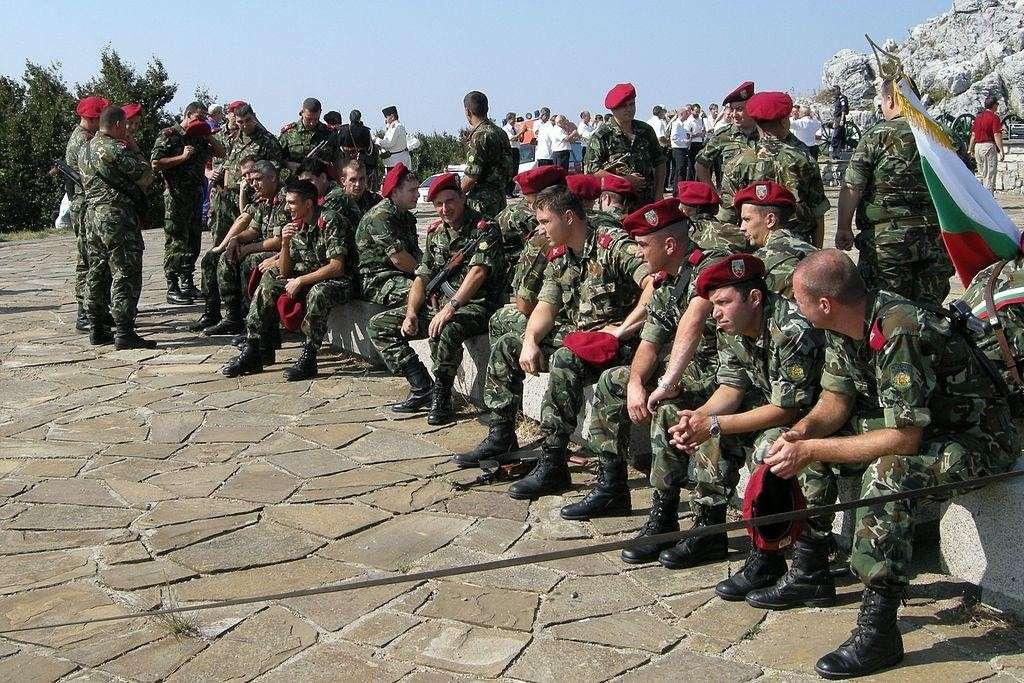 Болгарские военные разочаровали НАТО, отказавшись стрелять в русских