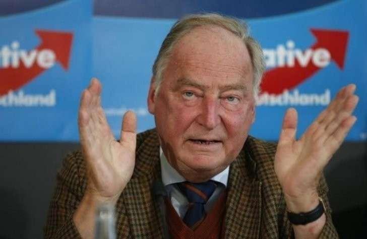Немецкий политик призвал гордиться успехами нацистов в годы Второй Мировой войны