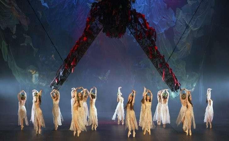 Беларусь: красавицы-балерины стали страшным оружием батьки Лукашенко