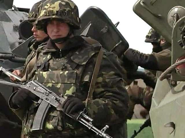 Больше ста украинских карателей сдались в плен ополченцам ДНР