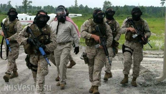 Сирия и ирак: дебош, убийства, «распил». Как воюют американские наемники?