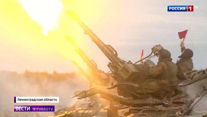Российские и белорусские военные проведут недельное антитеррористическое учение