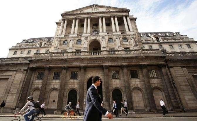 Если Россия предъявит счёт Банку Англии, англосаксам и их марионеткам придёт конец