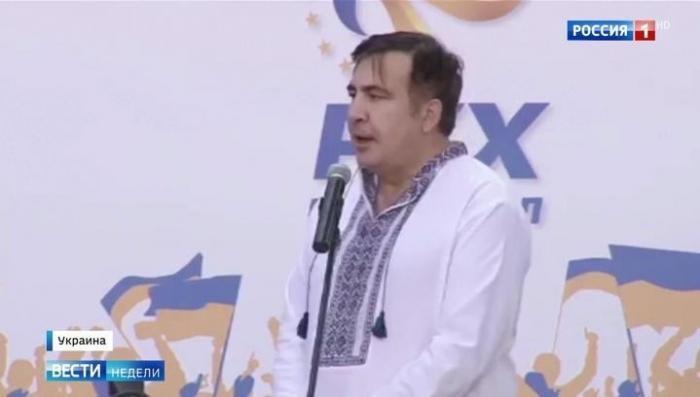 На Украине семиты власть делят, а у мужиков чубы трещат