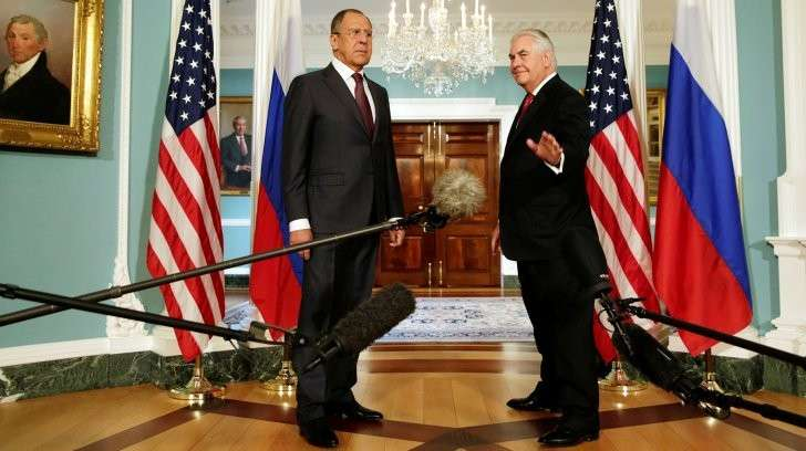 Косачёв рассказал о встрече Лаврова и Тиллерсона в Нью-Йорке