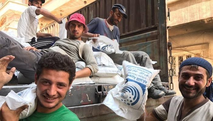 Дейр эз Зор: сирийское гостеприимство после трех лет голода