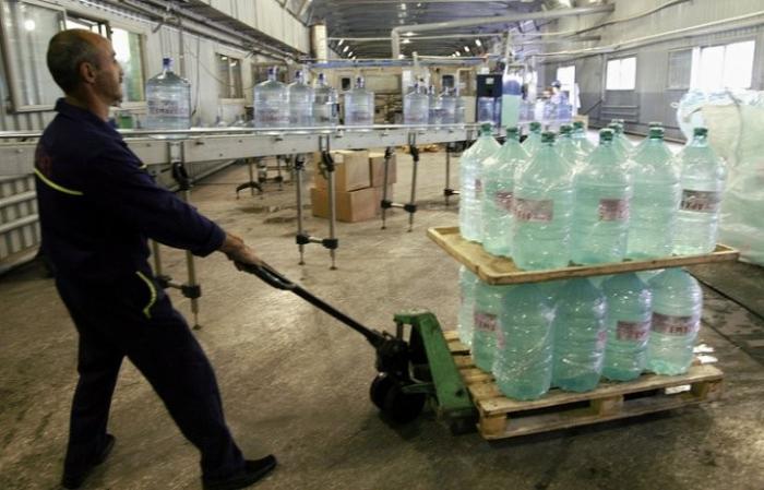Бутилированная вода: 20% были налиты чуть ли не из водопровода