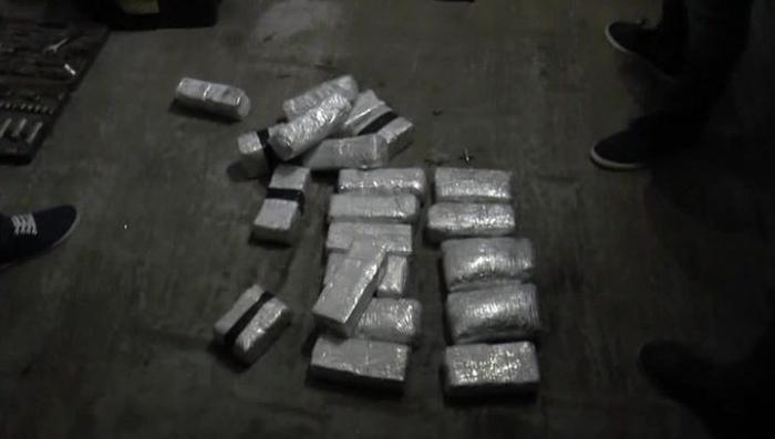 Наркотики в Россию возили из Молдавии грузовиками