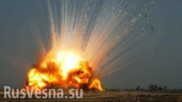 ВДонецке прогремел взрыв | Русская весна