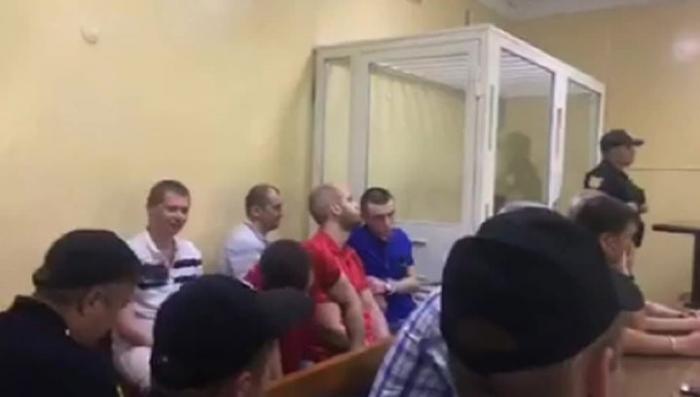 В Одессе нацистская власть предъявила новые обвинения оправданным по делу 2 мая