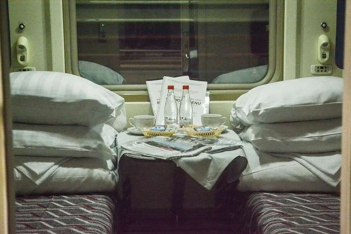 Двухэтажный поезд начал ездить помаршруту «Ростов-Адлер»