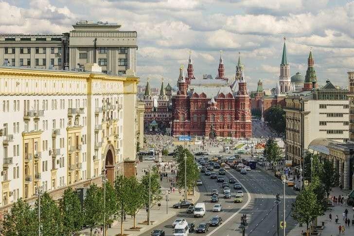 Москва: отзывы иностранцев о строительстве дорог