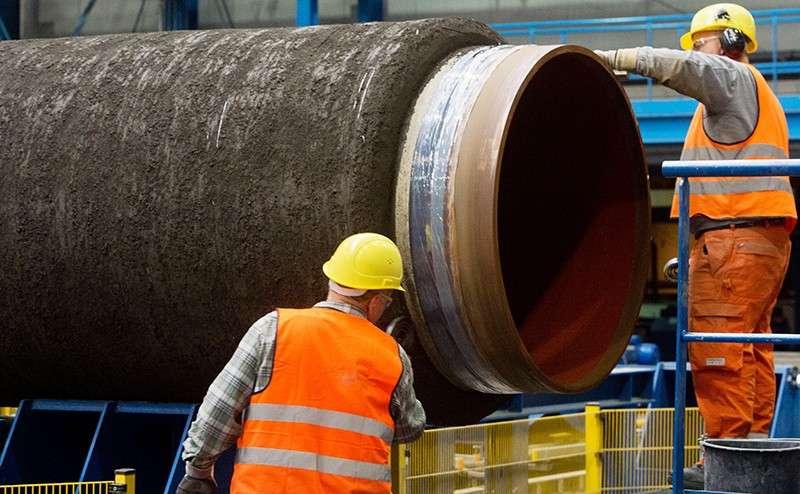 «Северный поток-2» разведёт украино-российскую нефтегазовую мафию