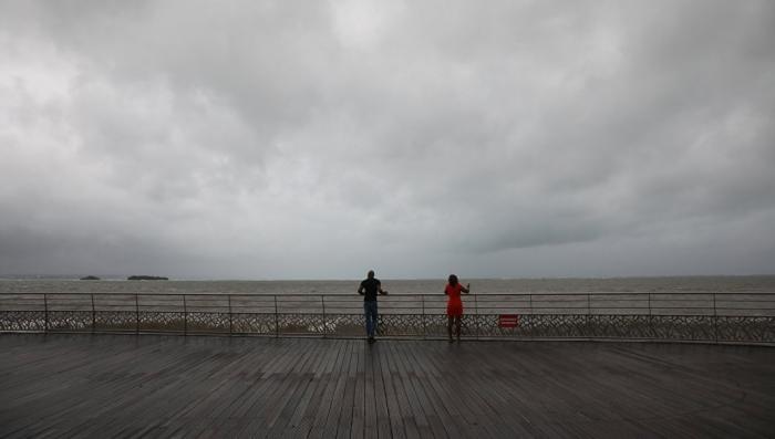Климатическое оружие: нынешние ураганы – очень редкое явление