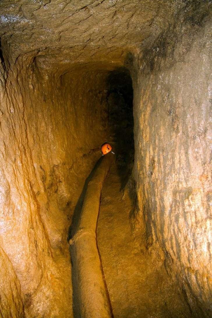 Под Европой есть тысячи подземных туннелей, происхождение которых остаётся тайной