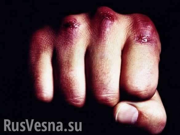 Военные ВСУ избили наёмников НАТО за изнасилование мирных жительниц ЛНР | Русская весна