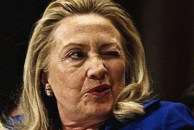 Старуха Клинтон испугалась мести Путина: «А нас то за что?»