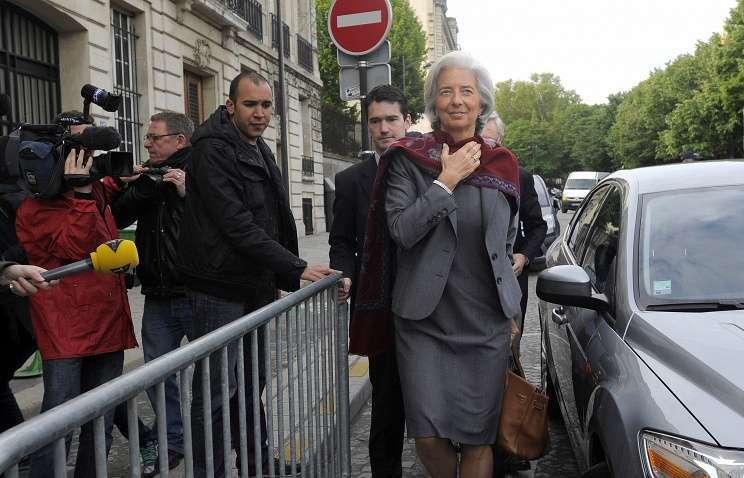 Кристин Лагард уже неоднократно давала показания в Республиканском суде Франции