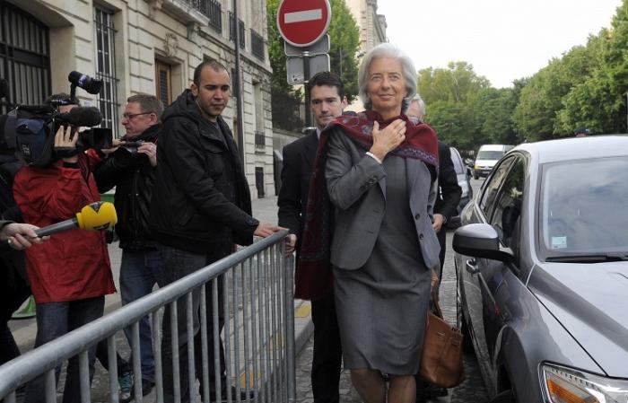 Во Франции предъявлены обвинения главе МВФ Кристин Лагард