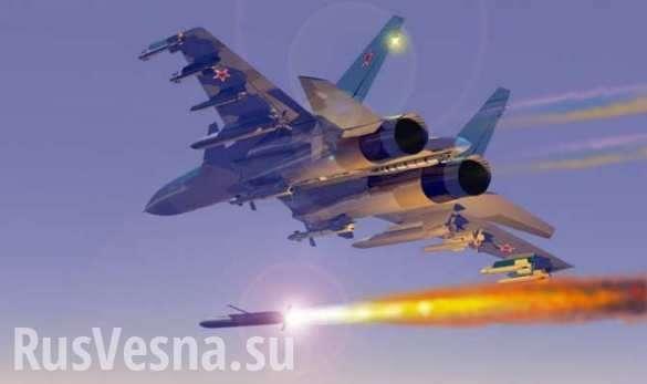 Сирия, Хама: ВКС России разбили Аль-Каиду, уничтожив до 850 наёмников с бронетехникой | Русская весна