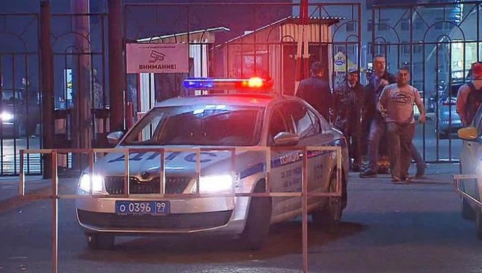 В Москве после драки у ТЦ «Москва» были задержаны около 100 человек