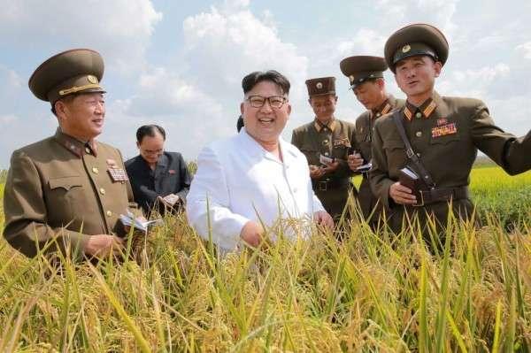 Южная Корея выплатит дань Северной Корее в размере 8 млн. долларов