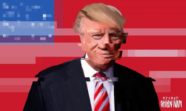 Дональд Трамп: Китай всё больше «сливает» США на экономическом фронте