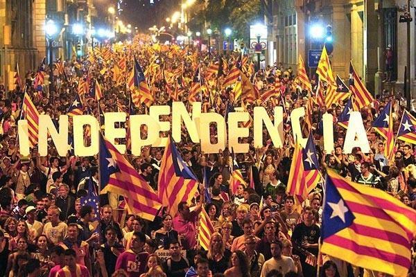 Испания приступила к силовому подавлению мятежа Каталонии