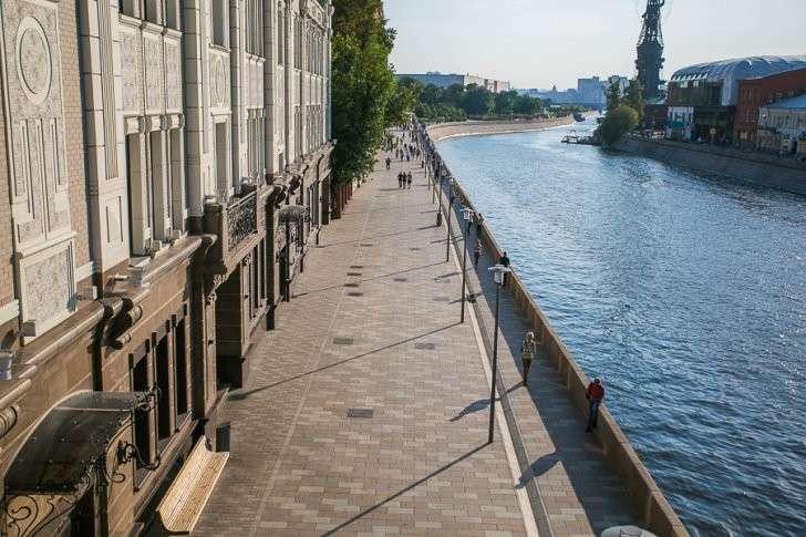 Москва: как на самом деле выглядят реконструированные улицы столицы
