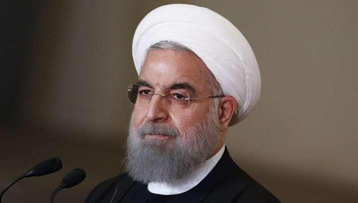 Роухани: Иран не будет разрабатывать ядерное оружие, даже если Вашингтон выйдет из сделки