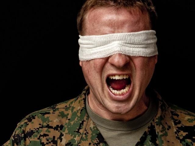 Донбасский синдром: каратели-невротики из АТО «сожрали» главного психолога МО