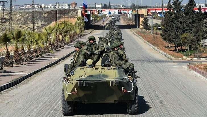 Русские воины рассказали, как прорвались из окружения в Сирии