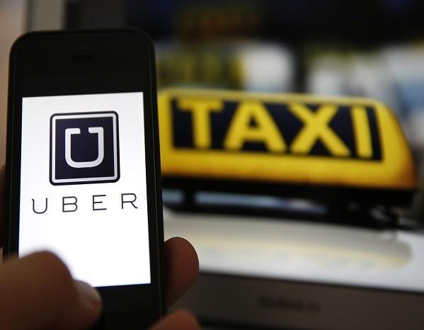 ТНК Убер лишилась лицензии в Лондоне