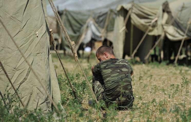 ФСБ: более 60 украинских военных перешли в РФ с просьбой об укрытии