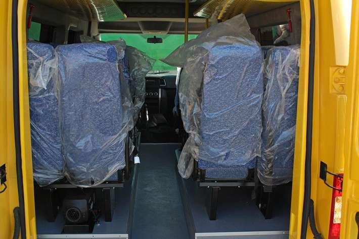 Новый микроавтобус УАЗ: в интернет просочились первые фото