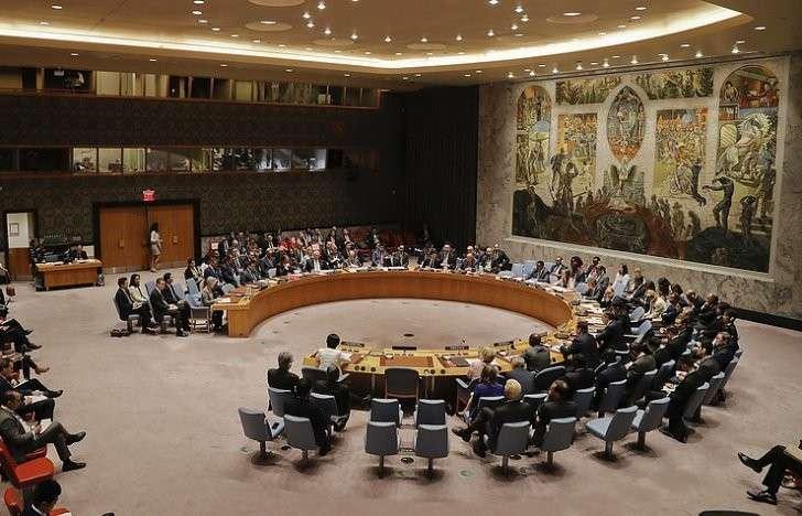 Паразиты хотят подорвать право вето России в Совбезе ООН